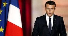 Macron'dan skandal Türkiye tepkisi: Suriye'ye operasyon yapıp dayanışma beklemesinler