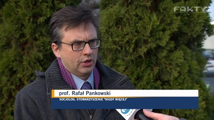 Rafał Pankowski z NIGDY WIĘCEJ o bezkarności neofaszystów i groźbach wobec europosłów, 27.11.2019.