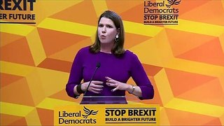 Swinson: 'Entitled' Johnson is 'unfit' to be Prime Minister