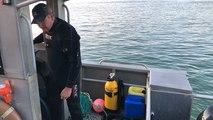 Saint-Malo. Les plongeurs partent pêcher la Saint-Jacques