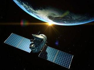 Gravitation und Satelliten