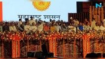 Maharashtra: Uddhav Thackeray takes oath as 18th CM