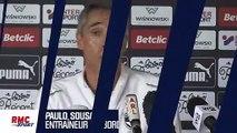 """Bordeaux : Sousa """"pas inquiet"""" du départ de GACP (et ne compte pas partir)"""