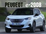 Essai Peugeot e-2008 GT 136 ch 2019