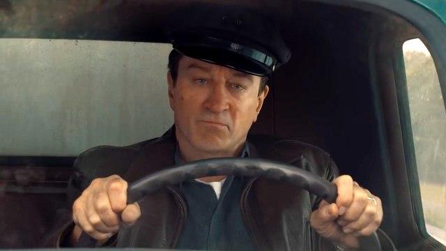 The Irishman on Netflix - Robert De Niro