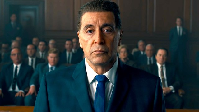 The Irishman on Netflix - Al Pacino