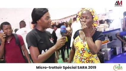 Micro-trottoir : Spécial SARA 2019