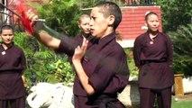Nonnes-chaku: des religieuses utilisent le kung fu contre les stéréotypes