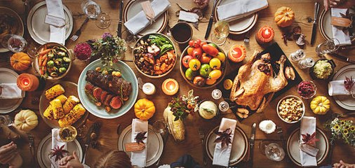6 Food Consumption Facts You Won't Believe About Thanksgiving