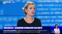 Sandrine Bonnaire revient sur le parcours judiciaire après les violences conjugales dont elle a été victimes