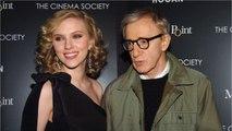 Why Scarlett Johansson Defends Woody Allen
