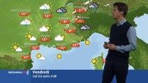 Votre météo de ce vendredi 29 novembre : l'humidité se poursuit