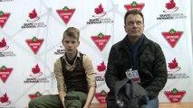 Novice Men Free - RINK A: 2020 Skate Canada Challenge / Défi Patinage Canada 2020 (4)