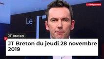 JT Breton du jeudi 28 novembre 2019
