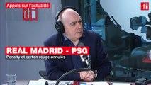 Real Madrid - PSG : penalty et carton rouge annulés