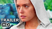 "STAR WARS 9 ""Rey is angry"" Trailer"