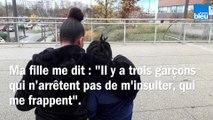 """Harcèlement scolaire à Mulhouse : """"Ma fille m'a dit, je veux mourir"""""""