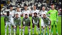 Beşiktaş - Slovan Bratislava maçından kareler -1-