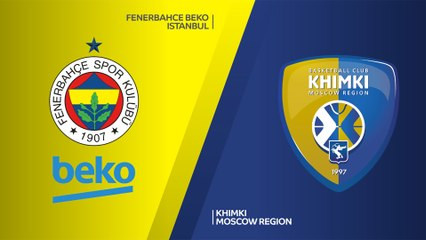 EuroLeague 2019-20 Highlights Regular Season Round 11 video: Fenerbahce 89-76 Khimki