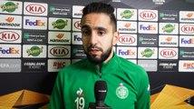 "Ryad Boudebouz : ""C'est dommage et frustrant"""