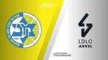 Maccabi FOX Tel Aviv - LDLC ASVEL Villeurbanne Highlights |EuroLeague, RS Round 11