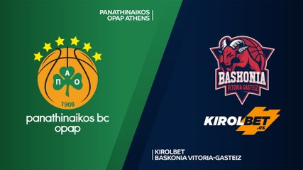 EuroLeague 2019-20 Highlights Regular Season Round 11 video: Panathinaikos 100-68 Baskonia