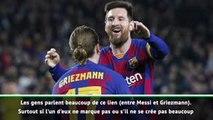 Groupe F - Valverde : ''Messi-Griezmann, ce n'est qu'une question de temps''