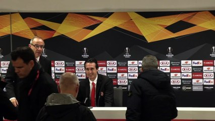 I Don't Fear The Sack | Unai Emery FULL REACTION | Arsenal 1-2 Frankfurt