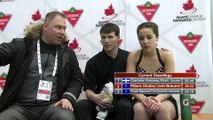Novice Pair Short - RINK A: 2020 Skate Canada Challenge / Défi Patinage Canada 2020 (6)