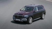 Der neue Mercedes-Maybach GLS - Eine neue Art von Luxus