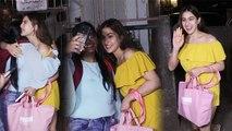 Sara Ali Khan से Fan ने बोली ऐसी बात की लगा लिया उसको गले | Boldsky
