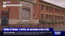 Sécurité: les professeurs de ce lycée d'Aubervilliers, en Seine-Saint-Denis, lancent un cri d'alerte