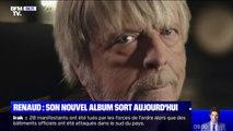 Le nouvel album de Renaud sort ce vendredi