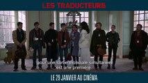 Les Traducteurs Film avec Lambert Wilson, Olga Kurylenko, Riccardo Scamarcio