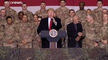 Donald Trump veut un cessez-le-feu avec les talibans