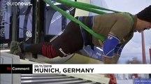 Starkes Stück in München: Österreicher bewegt 27 Riesenrad-Gondeln