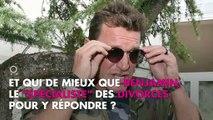 """TPMP : Benjamin Castaldi ce """"terrible"""" SMS de rupture"""