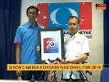 Sidang Media Kongres Nasional PKR 2019