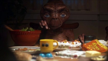 37 ans après, Eliott et E.T. sont de nouveau réunis dans une pub pour Thanksgiving !