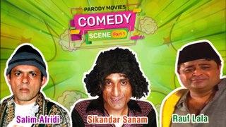 Sikandar Sanam,Parody Comedy Clip (Pt. 01) - Rauf Lala, Saleem Afridi,Pakistani Comedy Clips