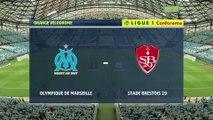 OM - Brest : notre simulation FIFA 20