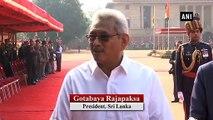 Sri Lankan President Gotabaya Rajapaksa visits India