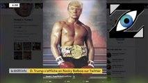 [Zap Télé] D. Trump s'affiche en Rocky Balboa ! (29/11/19)