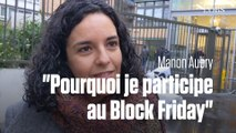 Block Friday : trois raisons d'y participer par l'eurodéputée LFI Manon Aubry