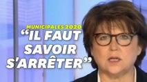 Quand Martine Aubry jurait aux Lillois qu'elle ne briguerait pas un 4e mandat