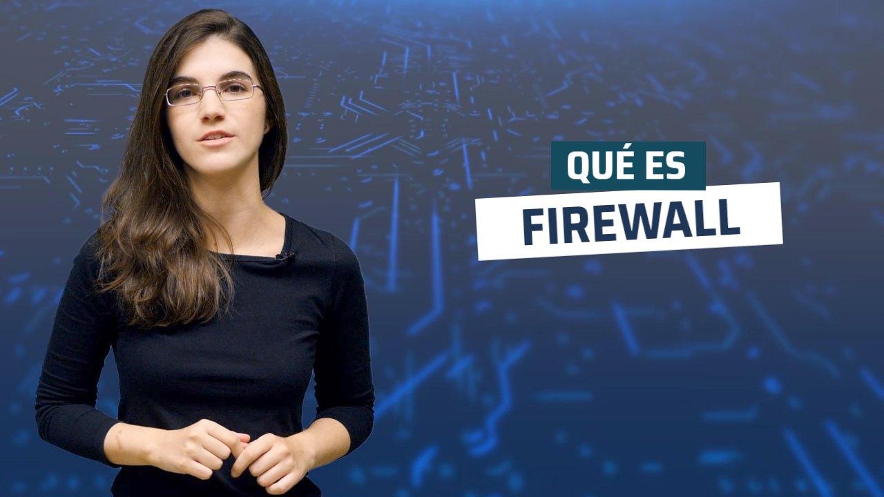 ¿Qué es Firewall?