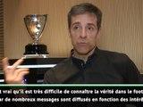 """Ballon d'Or - Espagne - Solozabal :""""Je crois la version de Luis Enrique"""""""