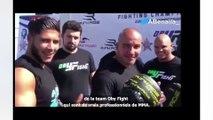 Le combat du MMA pour devenir respectable en France