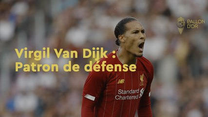 Van Dijk, patron de sa défense