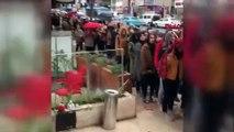 İstanbul'da tüketim çılgınlığı 'Black Friday' kanlı bitti: Yaralılar var